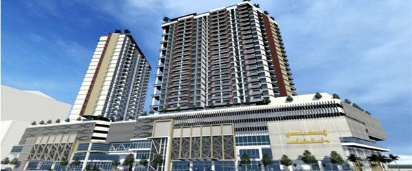 Projek Pembangunan Kondominium, Penthouse, Lot-Lot Perniagaan