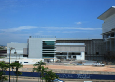 Construction of the New Sungai Petani Municipal Council Complex