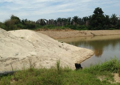 Sungai Inchong Sand Mine