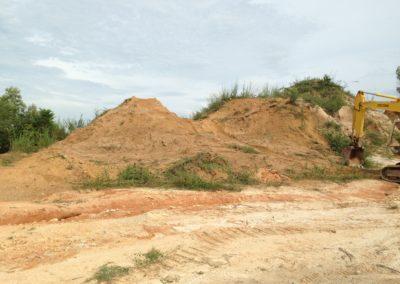 Pasir Lombong & Tanah Merah Semeling