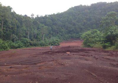 Perlombongan Tanah Liat Beralumina Tinggi
