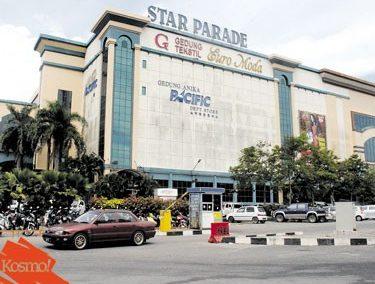 Star Parade, Jalan Telok Wanjah, Alor Setar