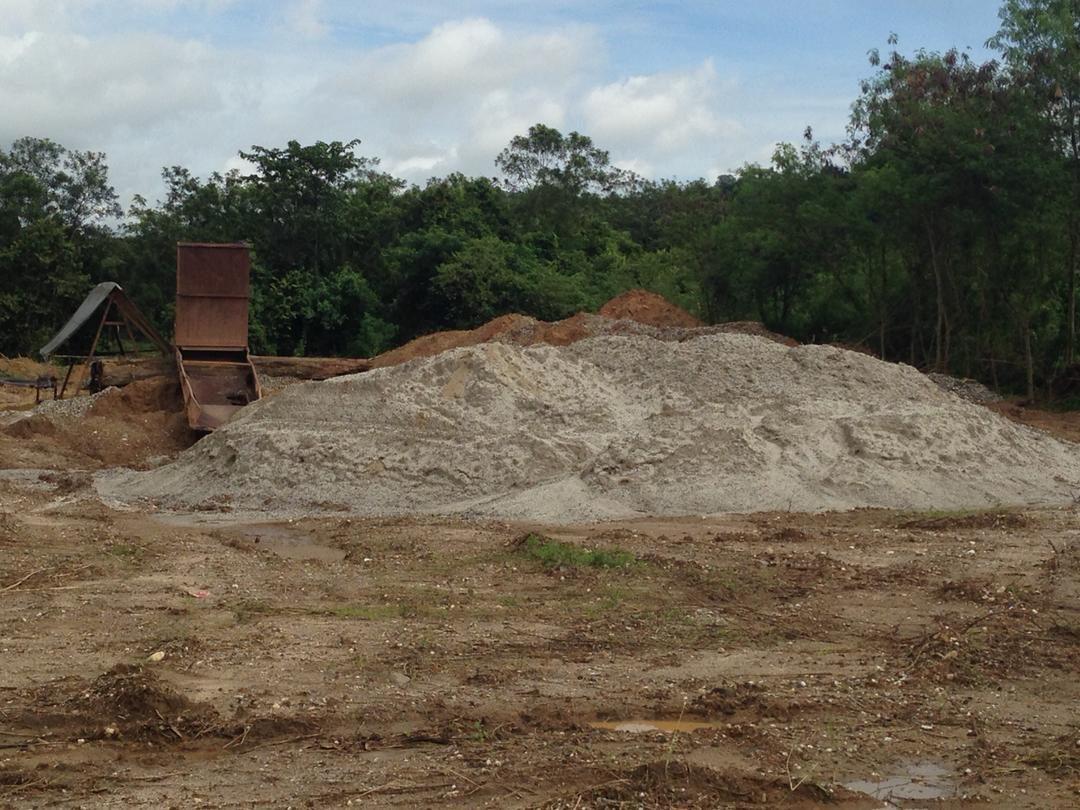 Perlombongan Pasir Darat – Sintok
