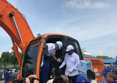 Majlis Pecah Tanah PPAM Bukit Pinang
