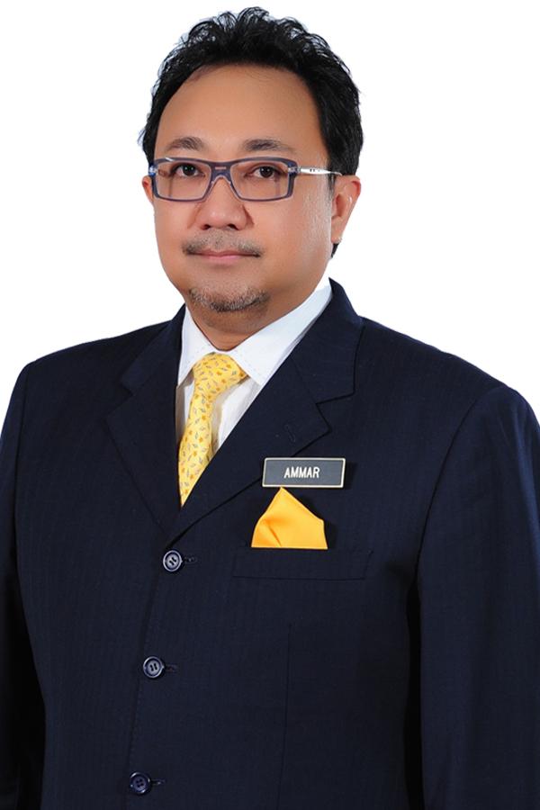 YB Dato' Paduka Ammar Bin Dato' Shaikh Mahmood Naim