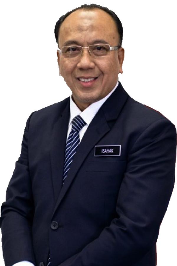 YB. Dato' Haji Isahak Bin Murat