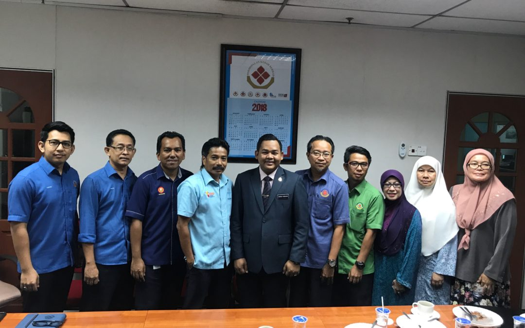 YB Mohd Firdaus's Visit to PKB on 4 December 2018