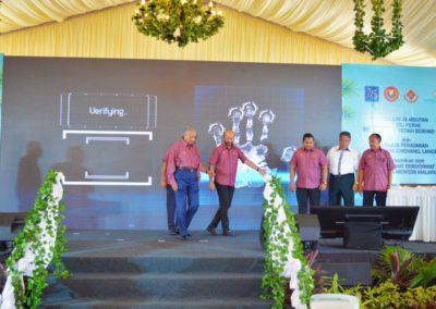 Majlis Sambutan Jubli Perak PKB 12